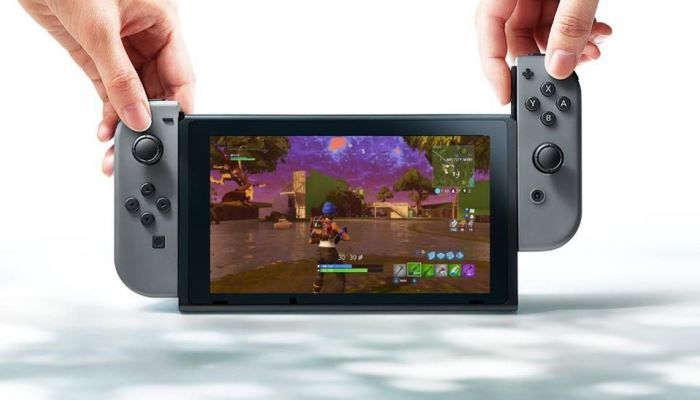 Fortnite - Epic Games Releases the Year's Biggest Battle Royale on Switch