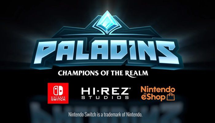 Hi-Rez Releases Paladins on Switch with Cross-Platform 60FPS Gameplay - MMORPG.com