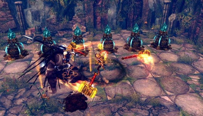 Warlords Awakening - A New MMO Launching on Steam This Summer