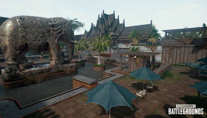 Solo Map Selection Leaving with Release of the Sanhok Map