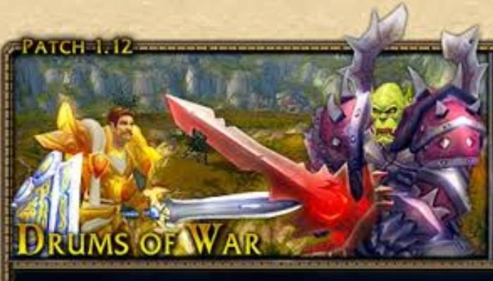 WoW CLASSIC News - It Will Begin with Patch 1.12, Drums of War