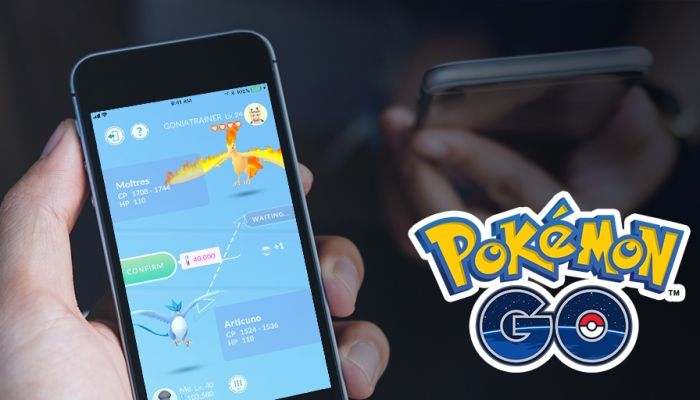 Trading Finally Comes to the Game Along with Other Ways to Interact with Friends - Pokemon Go News