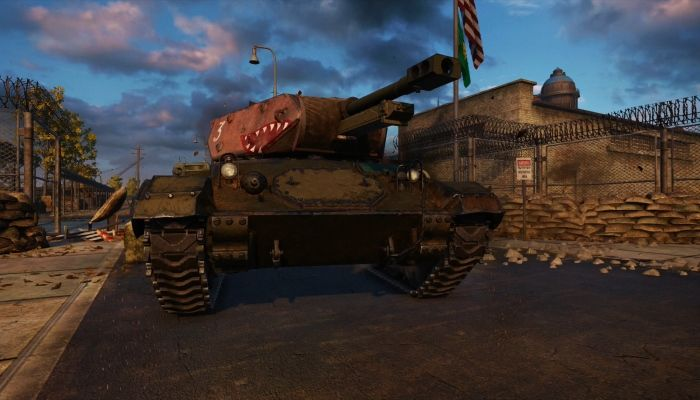 Mercenaries Content Expansion Arrives for PlayStation 4 & Xbox One - World of Tanks News