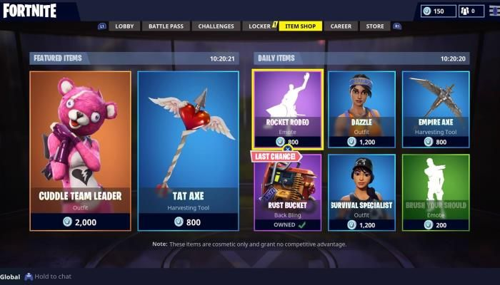 Nearly 70% of Players Make In-Game Purchases with $85 the Average Amount Spent - Fortnite - MMORPG.com