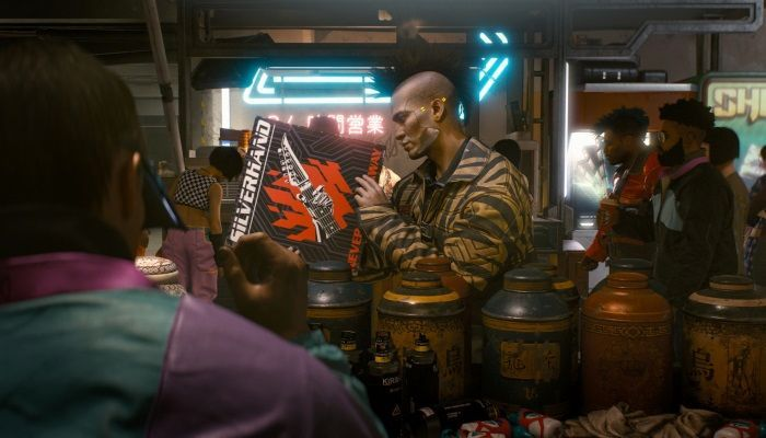 Cyberpunk 2077 - Job Postings Hint at Possible Multiplayer Component