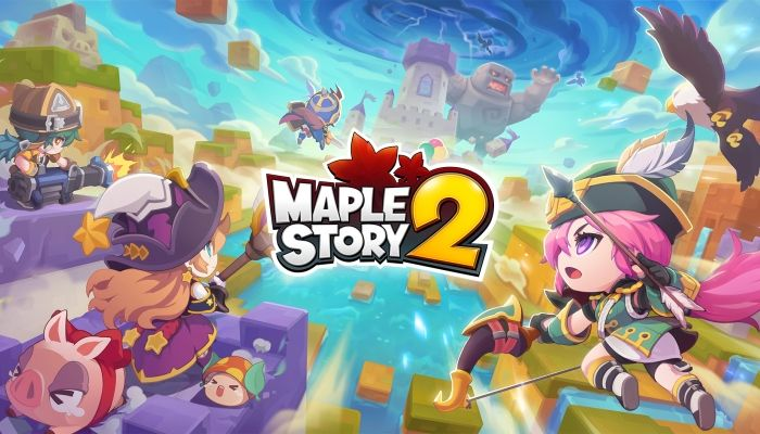 Registration Opens for Closed Beta #2 Set to Begin on July 18th - MapleStory 2 News