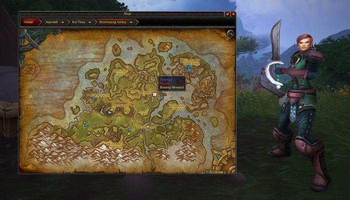 A Deeper Look at PvP Talents, War Mode & the Bounty Hunter Systems - MMORPG.com