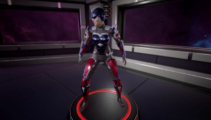 Heroic Games Shows Off a Brand New Female Costume - Ship of Heroes News