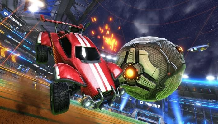 Rocket League - Check Out the Game for Free from July 5-9 on XBox One & PC