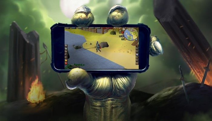 Old School RuneScape Lands in Android Beta - Runescape News
