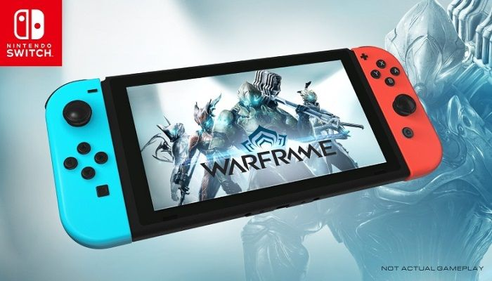 Digital Extremes Partners with Panic Button to Bring Warframe to Switch