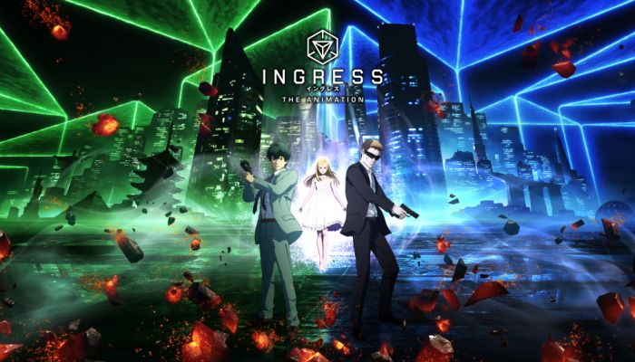 Niantic's Ingress to Become an Anime Series on Netflix This Fall