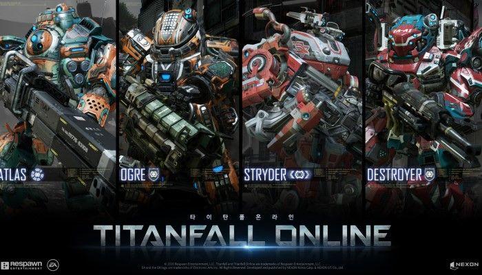 - Titanfall Online - EA & Nexon End Game's Development