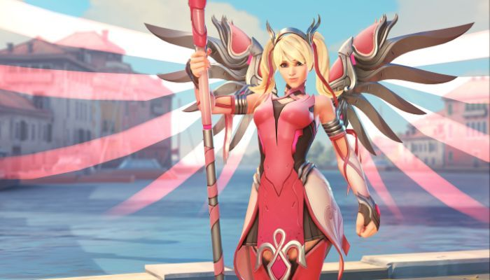 Heroes Raise Nearly 13 MILLION Dollars Through Charity Mercy Skin