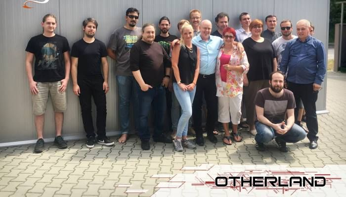 Tad Williams Meets with the MMO Dev Team About Future Plans & Stories - Otherland News