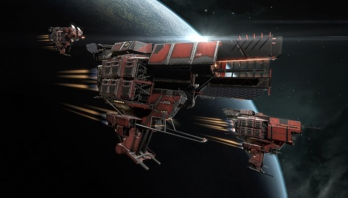 Dawn of Liberation Event Offers Bounty Hunting & Rescue Ops & More - EVE Online News
