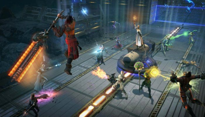 Skyforge - Gods at War Update Now Live with Big Changes to PvP