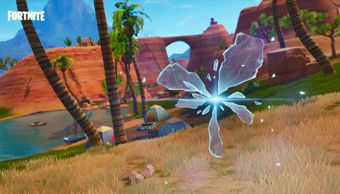 Fortnite - 5.0 Update Challenges Players to 'Test Your Courage & Step Through a Rift'