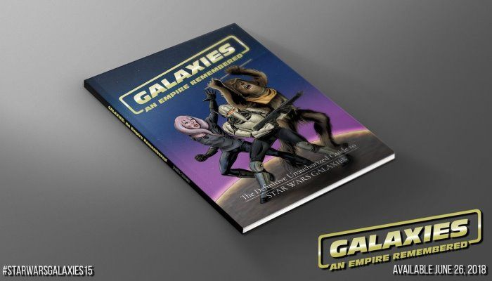 - For the LIterati - New Books Explore the Roots of Star Wars: Galaxies & Ultima Online