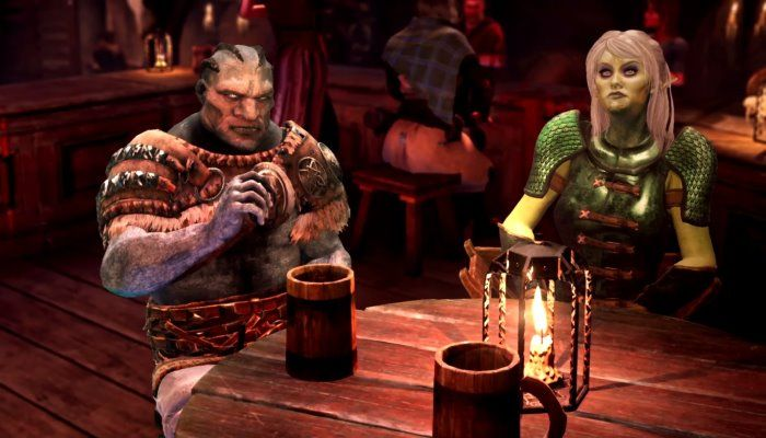 - The Bard's Tale 4: Barrows Deep Headed to PC on September 18th
