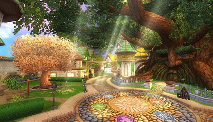 Wizard City is Getting a Facelift & New Features Coming with the Next Update - Wizard101 News