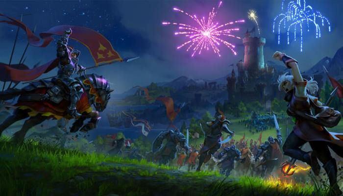 Sandbox Interactive Celebrates Albion's First Year with a Retrospective & a Raffle - Albion Online News