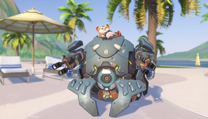 Hammond the Wrecking Ball Rolling In on July 24th - Overwatch News