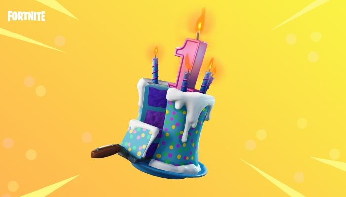 Celebrate #Fortnite1st Birthday, the Return of the Playground & New SMG