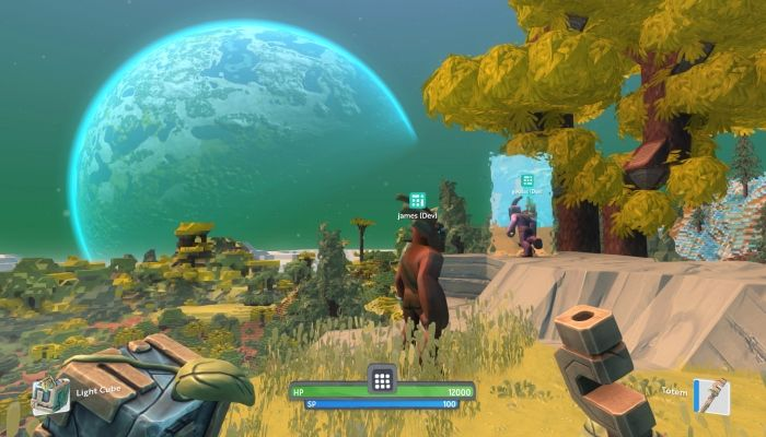 'Epic Sandbox MMO' Boundless Readying for Launch on September 11th