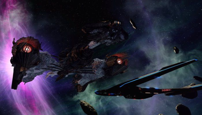 STO Taking Off to the Age of Discovery with Tie-In Content with CBS All Access Series - Star Trek Online News