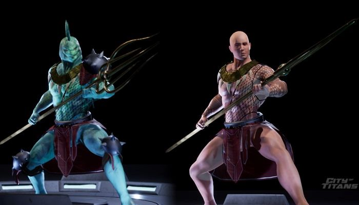 Apkallu Race Revealed Along with 'Modular Models' - City of Titans News