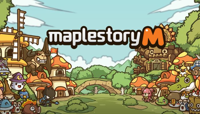 MapleStory M - Over 3M Maplers Have Taken Their Fun on the Go