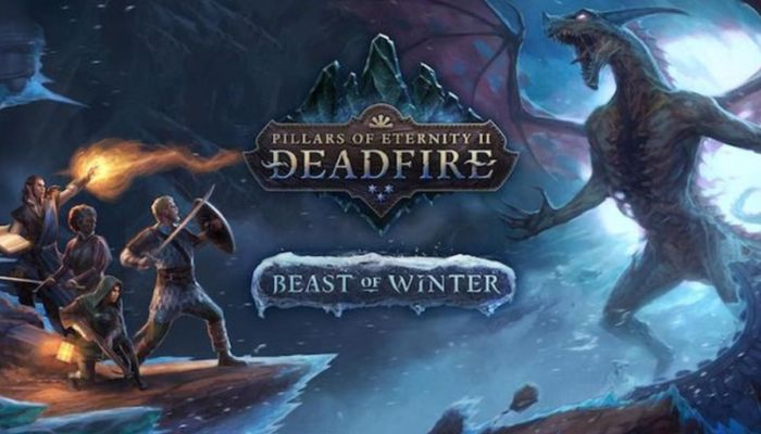 Pillars of Eternity 2: Deadfire - Beast of Winter DLC Now Available, Three More Coming in 2018