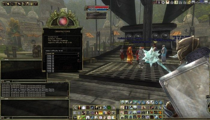 Dungeons & Dragons Online - Euphonia's Challenge: Treasure of the Crystal Cove Event Returns