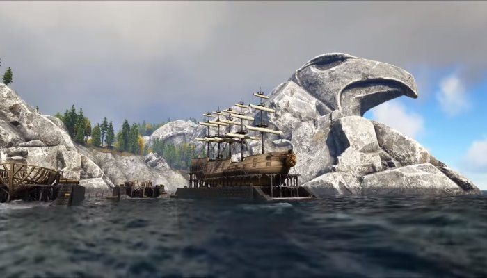 'Atlas' Video Leaks from Studio Wildcard - It's a Pirate-y Seafaring First-Person Game