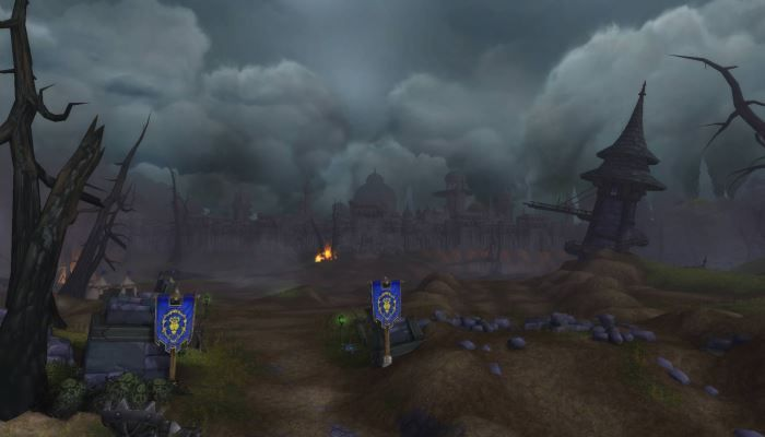 Siege of Lordaeron Content Not Tied to Battle for Azeroth Purchase + Horde & Alliance Novellas