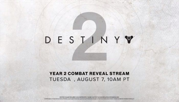 Destiny 2 - Check Out Forsaken Gameplay Action in a Live Stream Event Today
