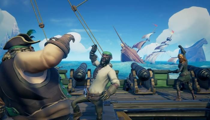 Sea of Thieves - Cursed Sails Event Updated with New QoL Improvements