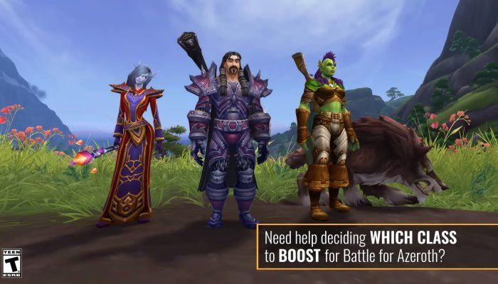 Not Sure Which Which Class / Spec to Use Your BfA Boost On? There's a Solution! - World of Warcraft News