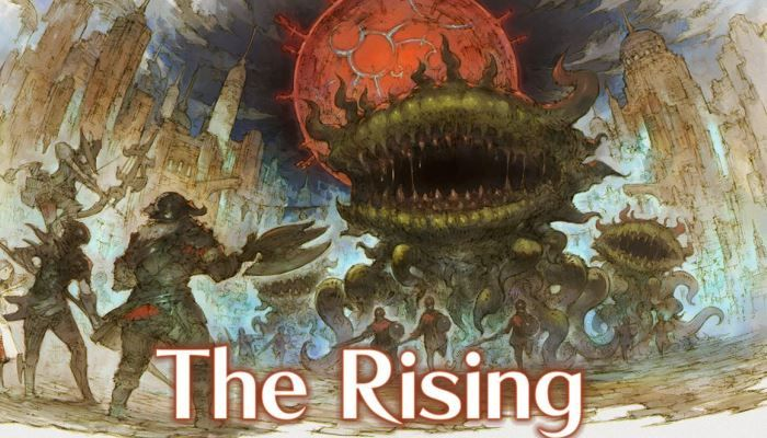 The Rising Event to Run from August 26th to September 17th