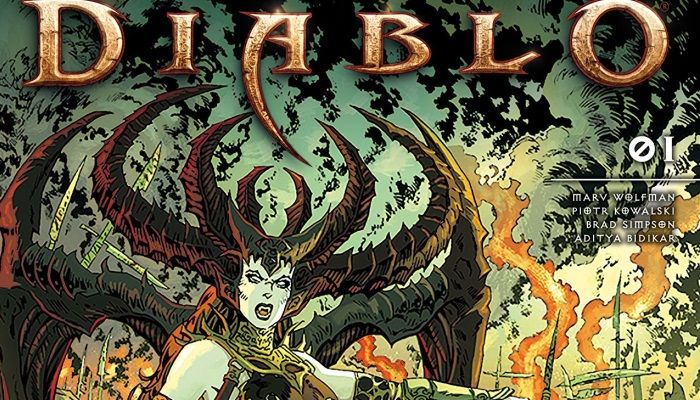 Blizzard Opens Pre-Orders for First Diablo-Themed Comic - Diablo 3 News