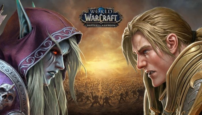 Battle for Azeroth Scores 3.4M Copies Sold for a New Day-One Sales Record