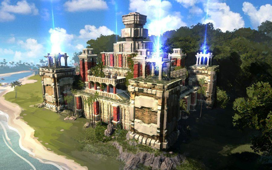 My.com Details Skyforge's Upcoming Battle Royale Gameplay - Skyforge News