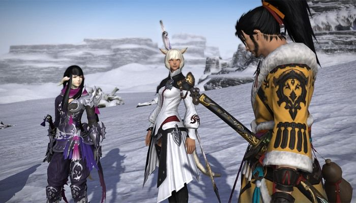 Final Fantasy XIV Patch 4.4 Microsite Arrives with Main Scenario & New Dungeon Info