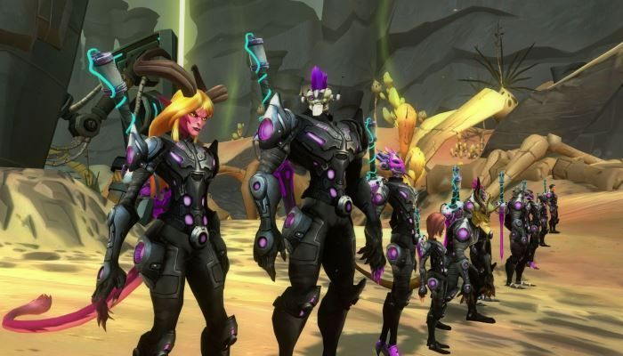 Carbine Studios Shutting Down, WildStar to Close