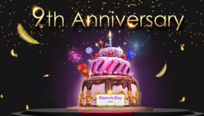 Aion North America to Celebrate Its 9th Anniversary Throughout the Month - Aion News