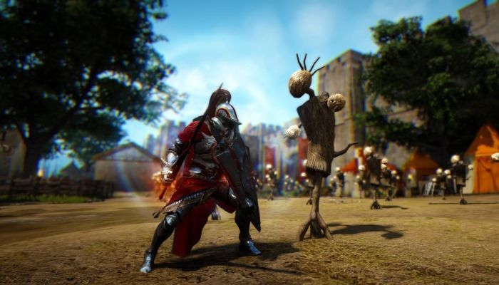 Future of the Russian Version of Black Desert Online Hangs in the