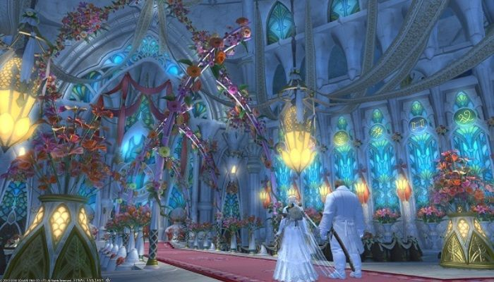 Ready to Get Hitched in Final Fantasy XIV? Check Out the New Eternal Bonding Dev Diary