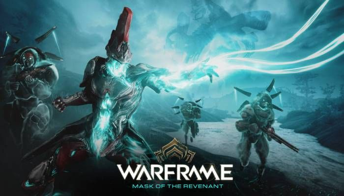 Warframe's Mask of the Revenant Update Released for PlayStation 4 & XBox One - Warframe News