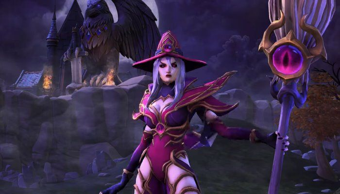 Heroes of the Storm Getting an Awesome Looking Fall of King's Crest Event